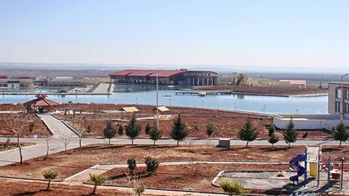 Harran Üniversitesi Osmanbey Kampüsü Gölet ve Çevre Düzenleme İşi