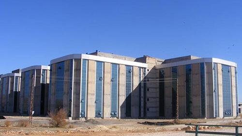 Harran Üniversitesi 600 Yataklı Araştırma ve Uygulama İnşaatı