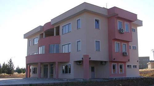 Harran Üniversitesi Stadyum ve Sporcu Konaklama İnşaatı Yapım İşi